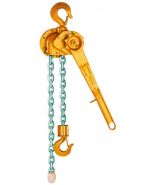D85 PUL-LIFTS® With Zinc Plated Link Chain