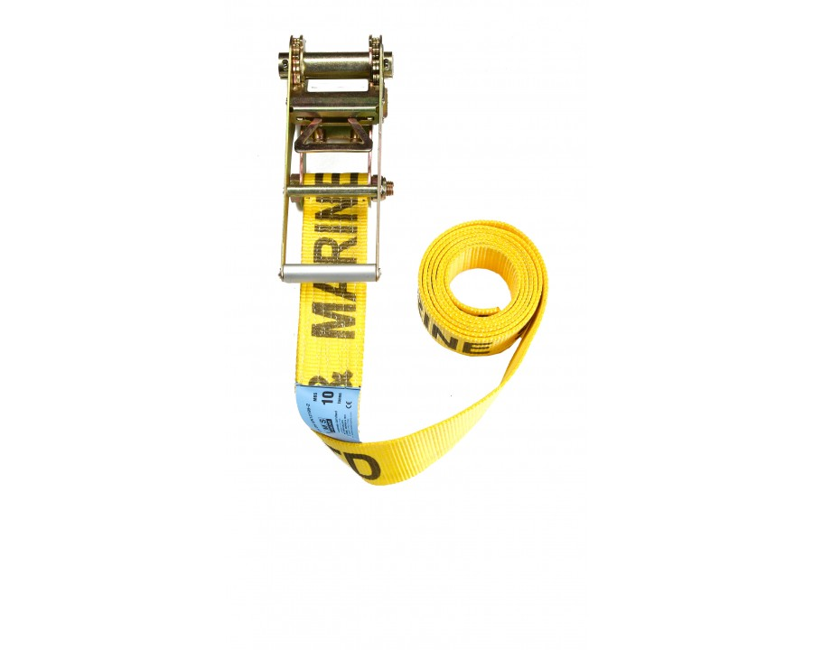 75mm Ratchet Strap - Endless - MBS 10.0 Tonne