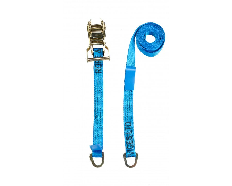 25mm Ratchet Straps - F/W Dee Links - MBS 1.4 Tonne
