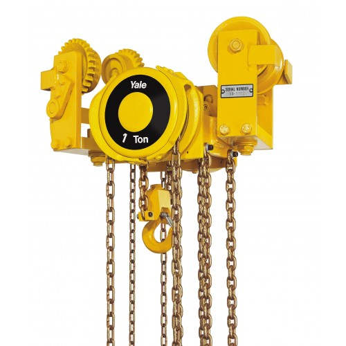 VLRP / VLRG Swivel Truck Trolley Hoists