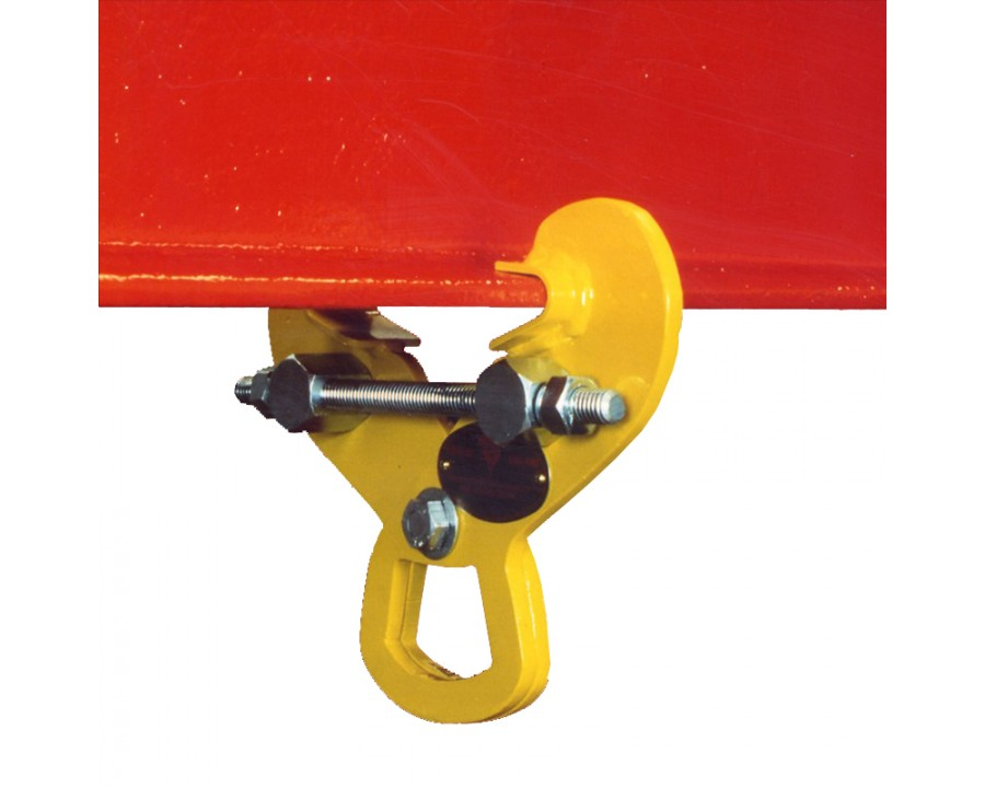 Permanently Fixed Adjustable Girder Clamps