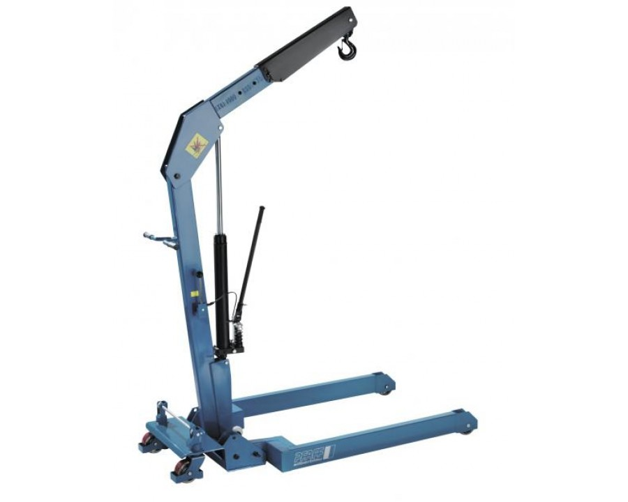 HWK KLS Heavy Duty Folding Engine Cranes