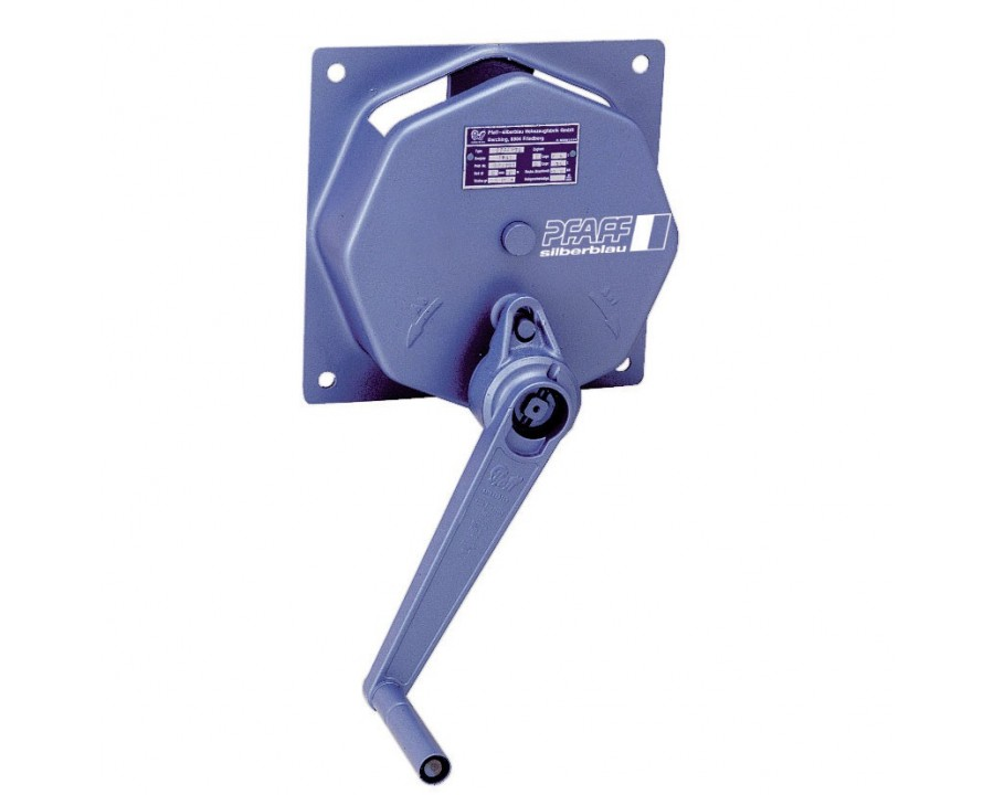 SW-W Wall Mounted Wire Rope Winches