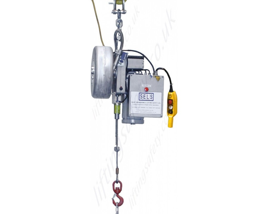 Tirak With Cable Reel