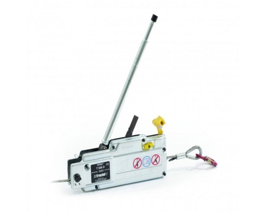 TIRFOR® T Series Manual Wire Rope Hoists