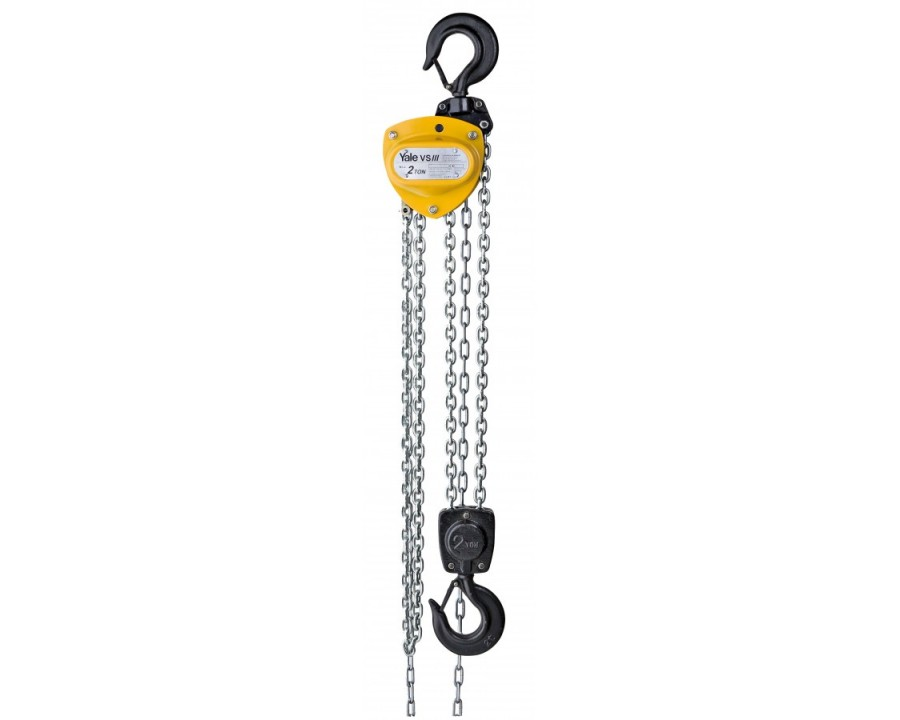 VSIII 'Medium Duty' Hand Chain Hoists