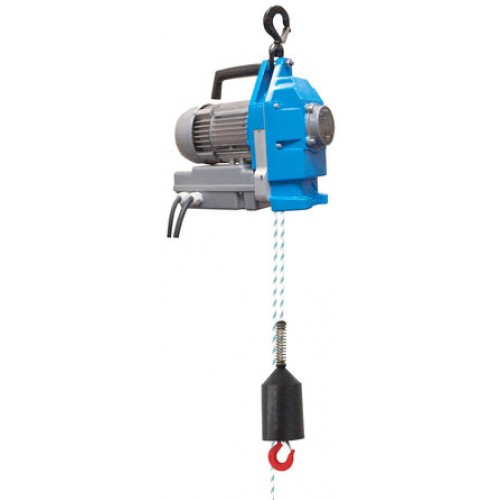 MINIFOR SY Series Electric Kernmantle Rope Hoists for Material Handling