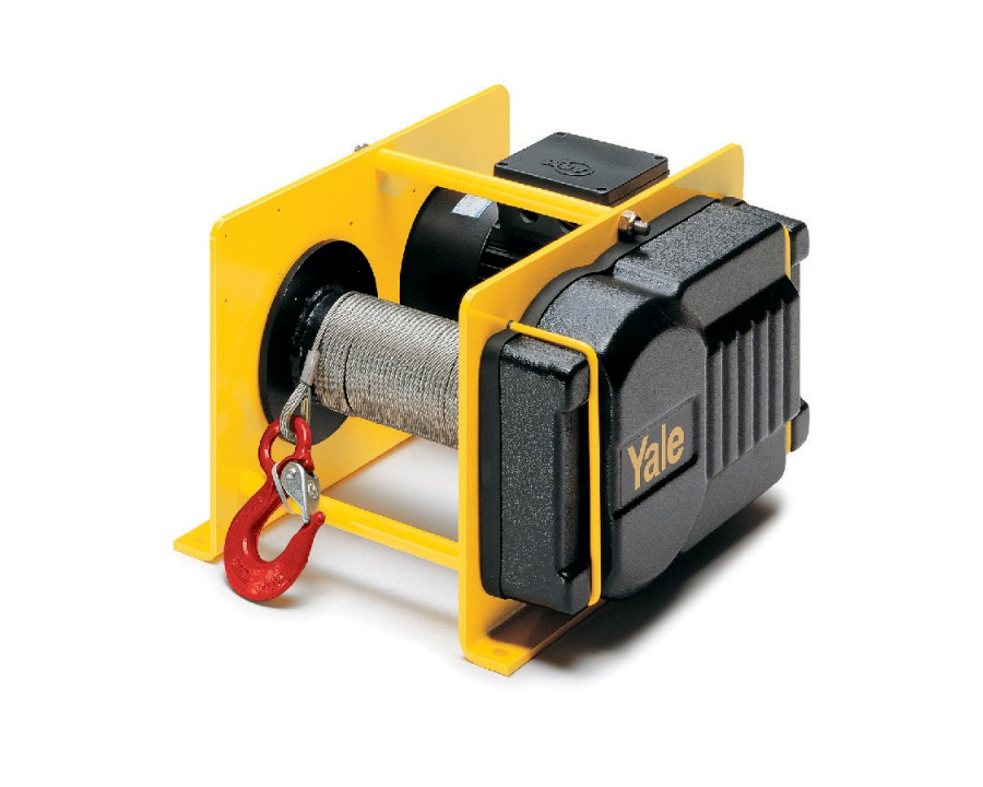 RPE400/230v ElectricWireRopeWinches