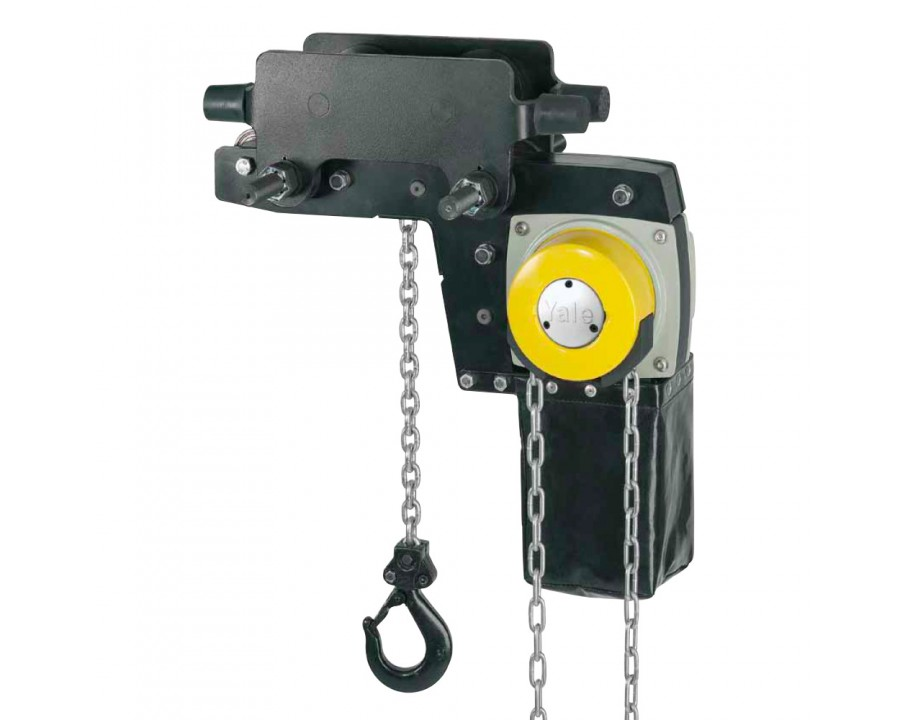YLLHP Trolley Hoist 'Push Travel'